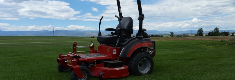 Zero Turn Mower